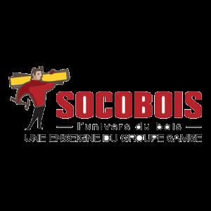 Socobois, la marque spécialiste bois et panneaux, filiale du groupe Samse
