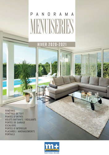 Catalogue Menuiserie Mplus 2021